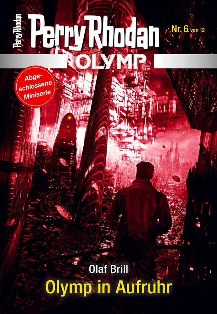 Cover OLYMP 6 »Olymp in Aufruhr«