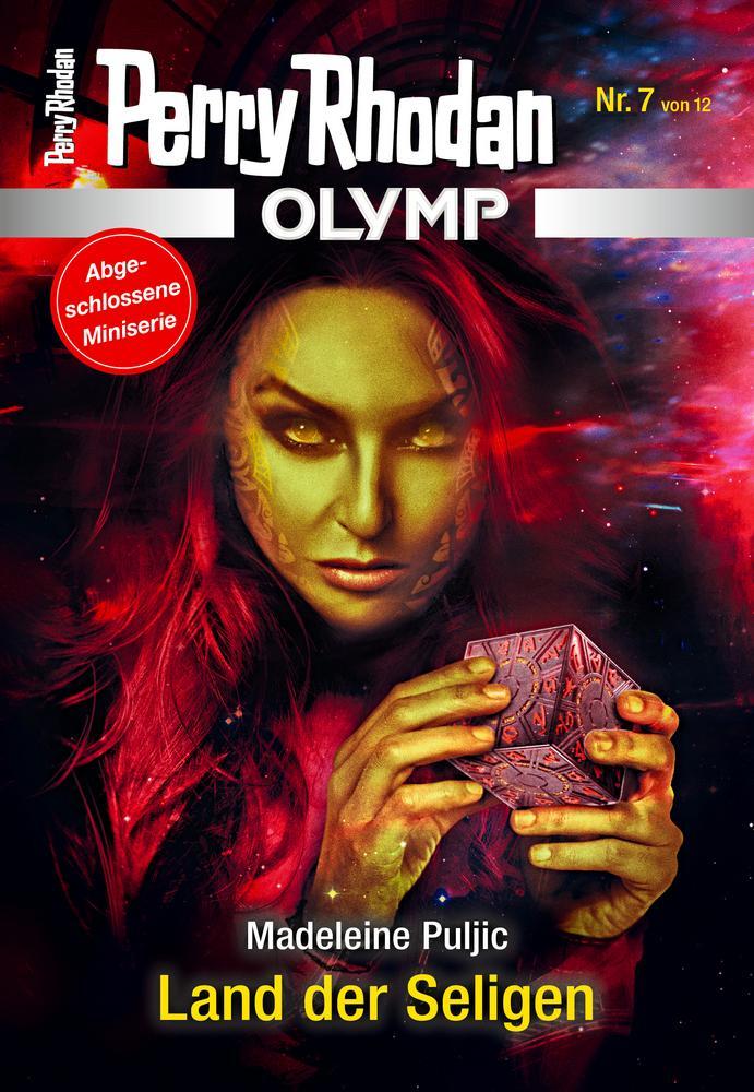 Cover OLYMP 7 »Land der Seligen«