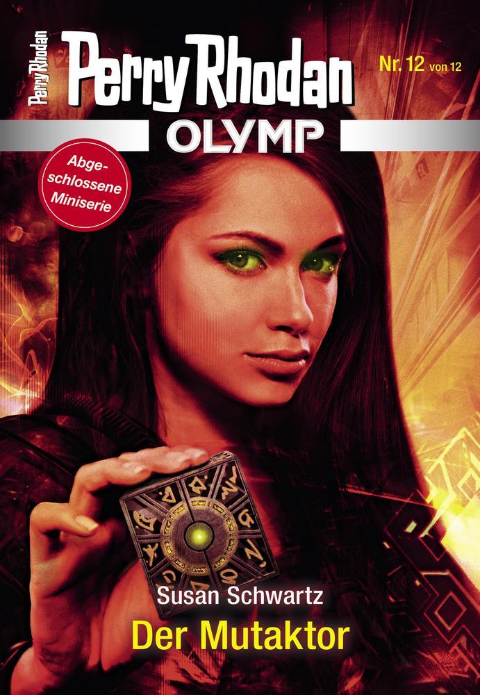 Cover OLYMP 12 »Der Mutaktor«