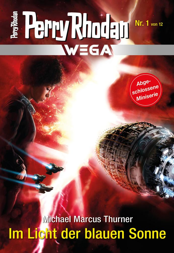 Cover Band 1 PERRY RHODAN-Miniserie Wega