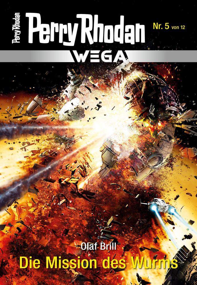 Cover Band 5 PERRY RHODAN-Miniserie Wega