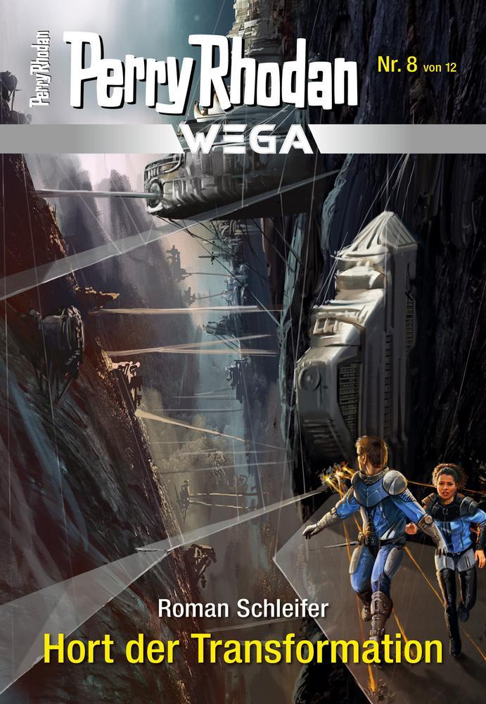 Cover Band 8 PERRY RHODAN-Miniserie Wega